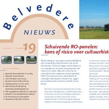 Belvedere Nieuws