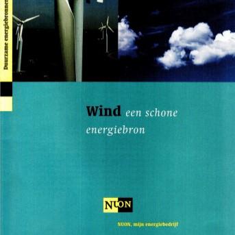 Wind: een schone energiebron