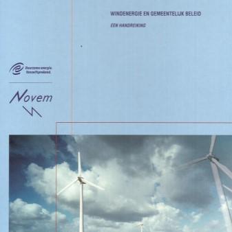Windenergie en gemeentelijk beleid