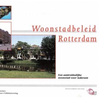 Woonstadbeleid Rotterdam