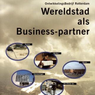 Wereldstad als businesspartner