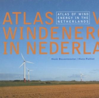 Atlas van windenergie in Nederland