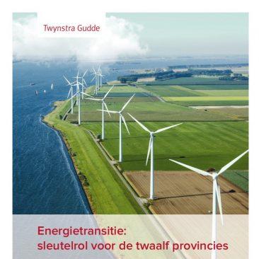 Energietransitie: sleutelrol voor de twaalf provincies