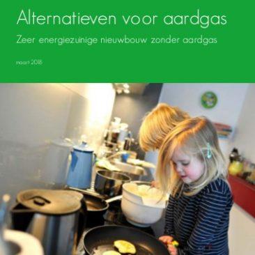 Alternatieven voor aardgas