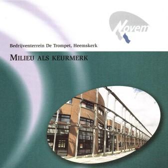 Boegbeelden duurzame bedrijventerreinen