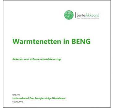 Warmtenetten in BENG